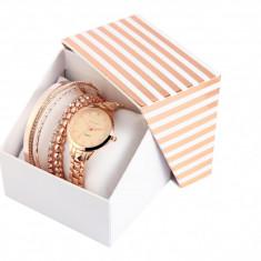 Set cadou dama de ceas cu bratari Excellanc EX0036R