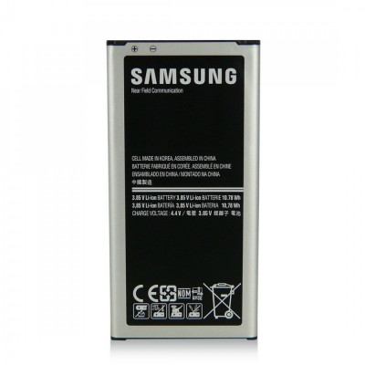 Acumulator Samsung Galaxy S5 EB-BG900BBE Original foto