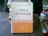 Limba germana - Manual pentru anul V de studiu