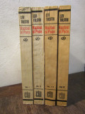Razboi si Pace - Lev Tolstoi  4 volume