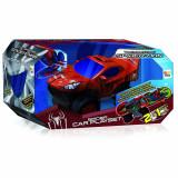 Cumpara ieftin Set Jucarie Masina Spiderman, IMC Toys