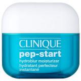 Clinique Pep-Start Hydroblur Moisturizer cremă hidratantă cu efect matifiant 50 ml