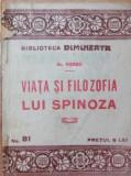 VIATA SI FILOZOFIA LUI SPIONOZA - YGREC