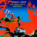 Uriah Heep The Magicians Birthday remastered (cd)