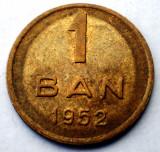 7.616 ROMANIA RPR 1 BAN 1952