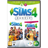 The Sims 4 And The Sims 4 Get Famous Expansion Pack Bundle