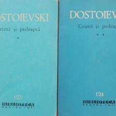 Crima si pedeapsa (2 volume) - F. M. Dostoievski