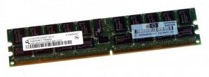 Memorie server diverse modele HP 4GB DDR2 2Rx4 PC2-5300F-555-11-E0 ATENTIE! NU MERGE PE PC !