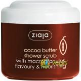 Crema Exfolianta De Dus Cu Unt De Cacao 200ml, Ziaja