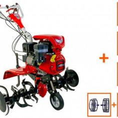 MOTOCULTOR LONCIN LC1200 (2+1) 8CP CU ROTI C. + PLUG + RARITA + PRASITOARE +...