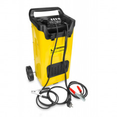 Robot de pornire redresor auto, Ecran LCD, 12V / 24V, 20-500Ah