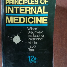 Harrison's Principles of Internal Medicine Handbook(ed.12)- Wilson, Braunwald