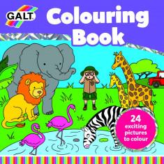 Galt Marea carte de colorat