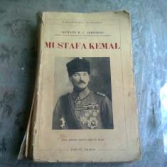 MUSTAFA KEMAL - H.C ARMSTRONG