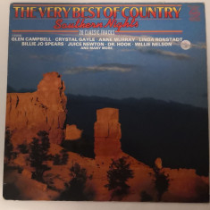 [Vinil] V.A. - The Very Best of Country - Southern Nights - compilatie pe vinil