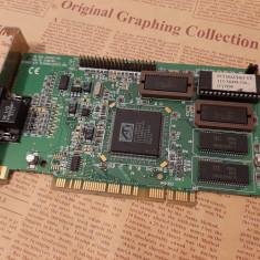 Placa video colectie PCI Ati Mach 64 Vt 2Mb