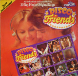 VINIL SELECTII Various – Disco Friends   LP VG++