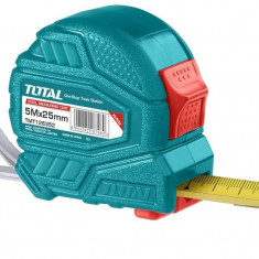 Ruleta 5m x 25mm - 2 Functii