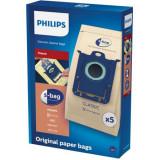 Saci Philips FC8019/01 S-Bag Classic din hartie, 5 buc