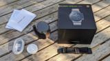 Smartwatch HUAWEI GT2 Pro, Android/iOS, 2 curele + folie cadran,NebulaGray-CUTIE, Aluminiu