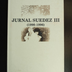 Gabriela Melinescu - Jurnal suedez III (1990-1996)