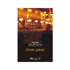 Maigret, vol. 50 -Ciinele galben