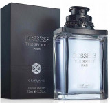 Apă de parfum pentru el Possess The Secret (Oriflame), Apa de parfum, 75 ml