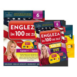 Engleza in 100 de zile numarul 6 |