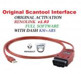 OBDLink SX USB cu soft original Renolink 1.93 full version, DDT2000