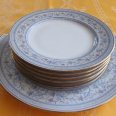 SERVICIU TORT, PORTELAN FOARTE VECHI, PLATOU-FRUCTIERA SI 6 FARFURIOARE, CEHIA
