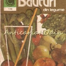 Bauturi Din Legume - Georgeta Septilici
