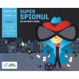 Joc Matematic Super Spionul