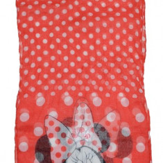 Esarfa pentru fetite Minnie Mouse-Sun City OE4044-RO, Rosu