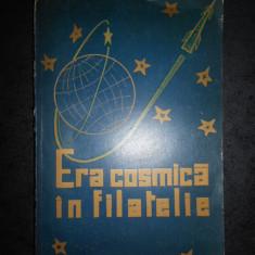 IOSIF MICU, MIHAI POPOVICI - ERA COSMICA IN FILATELIE (1964)