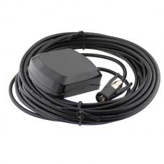 Antena GPS, Becker, JVC, Mercedes, Pioneer, Sony, conector Wiclic, 4CarMedia - 001160