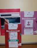 Cărți teste și pregătire ROMÂNĂ, ISTORIE, SOCIOLOGIE