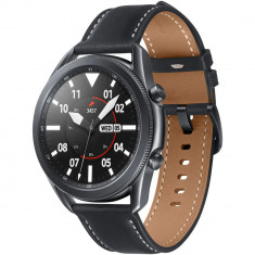 Resigilat: Ceas smartwatch Samsung Galaxy Watch3, 45mm, Black