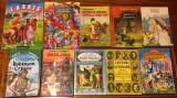 Lot 10 cărți literatură pentru copii (Stare foarte bună!) - 100 lei toate