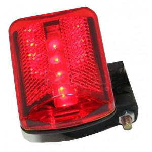 Stop LED pentru semnalizare spate biciclete