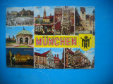 HOPCT 65804  KRUGER-  MUNCHEN   -GERMANIA -CIRCULATA