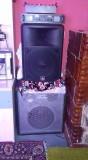 Vand stație mixer boxă