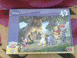Disney Tiger & Winnie the Pooh Puzzle copii +3 ani