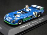 Macheta Matra 670B #7 Winner Le Mans 1974 IXO 1:43