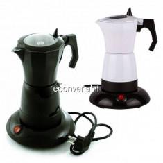 Expresor Cafea Electric 6 cesti 480W Zephyr Z1175B6