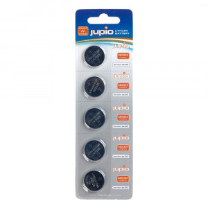 Baterii Alkaline Jupio CR2025 3V 5 bucati