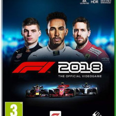 Joc XBOX One F1 2018 - The official videogame - 60408