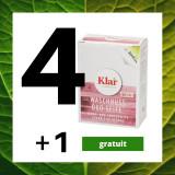 Cumpara ieftin Pachet 4+1 gratuit - sapun ecologic pe baza de nuci de sapun, Klar EcoSensitive
