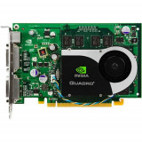 Placa Video pentru Proiectare nVidia Quadro FX1700 512MB, PCI-e, 2x DVI, S-Video