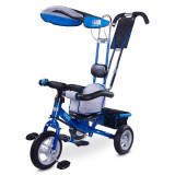 Tricicleta pentru copii Toyz Derby TTD-1A, Albastru