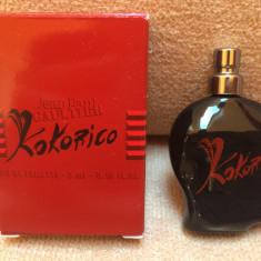 Mini Parfum Kokorico by Jean Paul Gaultier (5 ml), Apa de toaleta, Mai putin de 10 ml